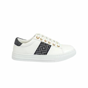 BJ1024 Everbest Women Shoes - TRACCE Ladies Lace Up Sneaker