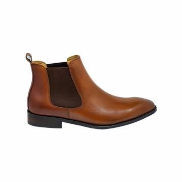 HTS6002 Everbest Men Shoes - Leather Chelsea Boots