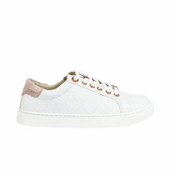 BJ7039 Everbest Women Shoes - Lace Up Sneaker with our embossed logo