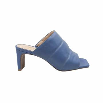 BZ6045 Everbest Women Shoes - Quilt Leather  Strap Slide from BRAZIL