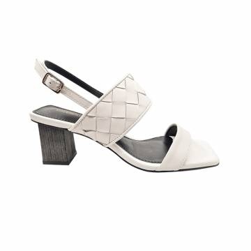 BZ6046 Everbest Women Shoes - Mid Heel Sling Back Strappy Sandals from BRAZIL