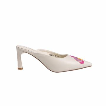 EHH2007 Everbest Women Shoes - Limited Edition Orchid Collection Slip on Mules