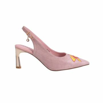EHH2008 Everbest Women Shoes - Limited Edition Orchid Collection Sling Back Sandals